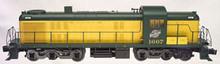 Atlas O C&NW Alco RSD-5, 3 rail, conventional