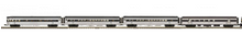 MTH Premier New Haven streamlined 4 car passenger set, 3 rail