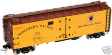 "Atlas O NP (""Main St)  40'  steel reefer, 3 or 2 rail"