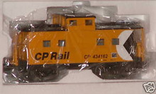 MTH Railking Scale CP Rail NE'rn  style Caboose, 3 rail