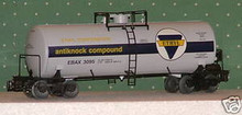 Weaver Ethyl Gasoline  40' tank car, 3 or 2 rail