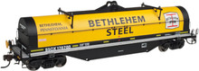 Atlas O Bethlehem Steel 42' Coil Steel Car, 3 rail or 2 rail