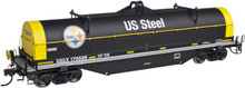 Atlas O US Steel 42' Coil Steel Car, 3 rail or 2 rail