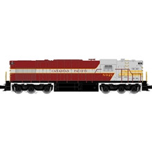Pre-Order Atlas O CANADIAN PACIFIC Alco RSD-15, 3 rail or 2 rail