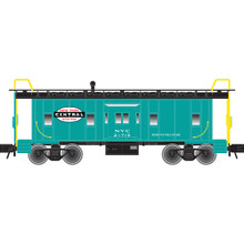 Atlas O NYC Bay Window Caboose, 3 rail