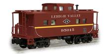 Weaver LV center cupola caboose, 3 rail