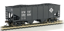 Pre-Order for PDT exclusine Atlas O Erie 55 ton 2 bay hopper  car