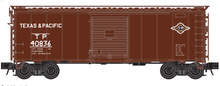 Pre-Order for PDT exclusine Atlas O T&P 40' steel box  car