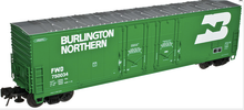 Atlas O BN 53' double plug door box car
