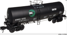 Atlas O Cargill 17,600 gal tank car, 2 rail or 3 rail