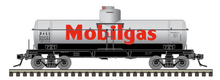 Atlas O Mobilgas (late scheme) 8000 gallon tank car