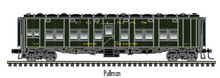 Pre-order Atlas O Troop Sleeper car, new road numbers, 3 rail or 2 rail