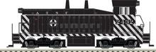 Pre-order for Atlas O Santa Fe SW-9 switcher, 3 rail, tmcc