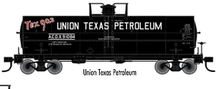 Atlas O  Union Texas Petroleum 11,000 gallon tank car, 3 rail or 2 rail