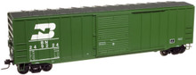 Atlas O BN 50' ACF 1970's & later box car, 3 rail or 2 rail