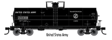 Atlas O  US Army 11,000 gallon tank car, 3 rail or 2 rail