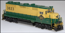 Atlas O Reading  GP-35,  3 rail, TMCC
