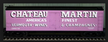 Weaver Chateau Martin Wine   woodside Reefer, 3 rail or 2 rail