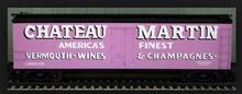 Weaver Chateau Martin Wine   woodside Reefer, 3 rail or 2 rail