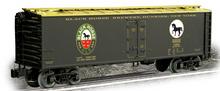 Weaver Black horse  Ale   woodside Reefer, 3 rail or 2 rail