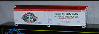 Weaver Pine Mountain  water   woodside Reefer, 3 rail or 2 rail
