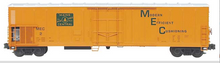 Weaver Maine Central 57' Mechanical Reefer, 3 rail or 2 rail