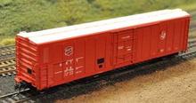 Weaver MKT  (red) 57' Mechanical Reefer