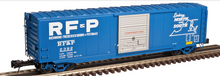 Atlas O RF&P  50' PS-1 single door modernized  box car,  3 rail or 2 rail
