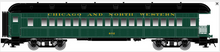Atlas O 60' C&NW  Observation Car, 3 rail