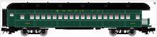Atlas O 60' Santa Fe Observation Car, 3 rail