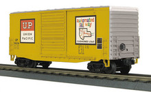 MTH Rail King Union Pacific 40' High Cube Box Car,