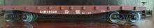 Weaver L&N  40' flat car, 3 rail or 2 rail