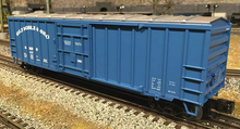Weaver GM&O  50' plug  door box car, 3 rail or 2 rail