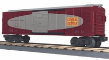 MTH Rail King Central of Georgia Box Car, 3 rail