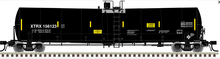 Atlas O XTRX 25,500 gal tank car, 2 rail or 3 rail