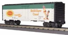 MTH Rail King Isaly's Modern Reefer, 3 rail
