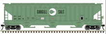 Atlas O (trainman) Cargill (green) PS4750 Covered Hopper car