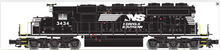 Pre-order for Atlas O NS  SD-40  diesel,  2 rail, QSI sound