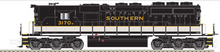 Pre-order for Atlas O  Southern Rwy SD-40, non-powered, 3 rail or 2 rail