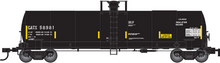 Atlas O GATX  17,360 gallon  tank car, 3 rail or 2 rail