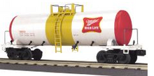 MTH Railking  Miller High Life  Modern Tank Car, 3 rail