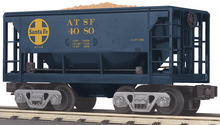 MTH Railking Scale Sant Fe Ore Car w/Load, 3 rail