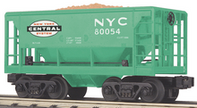 MTH Railking Scale NYC Ore Car w/Load, 3 rail