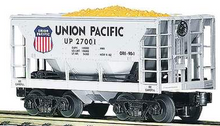 MTH Railking Scale UP Ore Car w/Load, 3 rail
