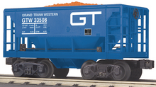 MTH Railking GTW Ore Car w/Load, 3 rail