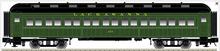 Atlas O 60' Lackawanna (green) Coach Car, 3 rail or 2 rail