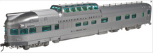 "Atlas O California Zephyr 7 car ""set"",  2 rail"