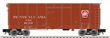 Atlas O (weaver) PRR  40' wagon top box  car
