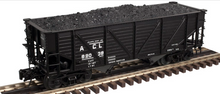 Atlas O ACL  2 Bay Wartime Composite Hopper, 3 rail