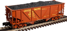 Atlas O UP  2 Bay Wartime Composite Hopper, 3 rail